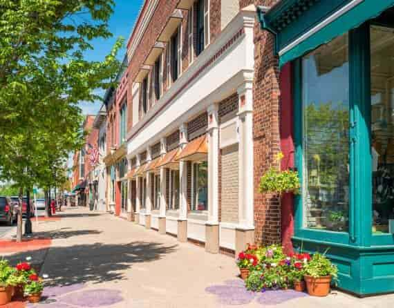 A Thoughtful Approach to Streetscape Design